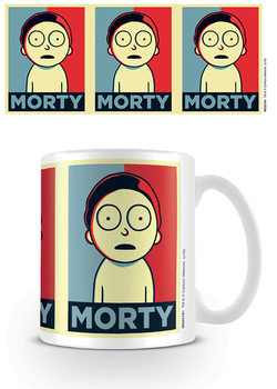 Rick and Morty - Morty Campaign Tasse