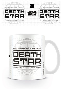 Rogue One: Star Wars Story - Death Star Tasse