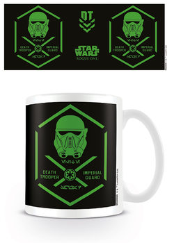 Rogue One: Star Wars Story - Death Trooper Symbol Tasse