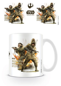 Rogue One: Star Wars Story - Pao & Bistan Profile Tasse