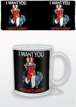 Satan's Army Tasse