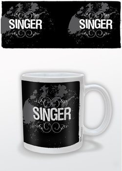 Singer Tasse