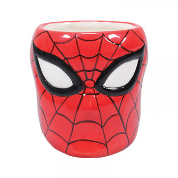 Spiderman - Head Tasse