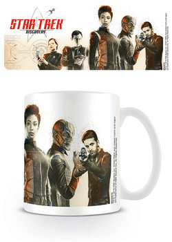Star Trek Discovery - Discovery Crew Tasse