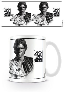 Star Wars 40th Anniversary - Han Solo Tasse