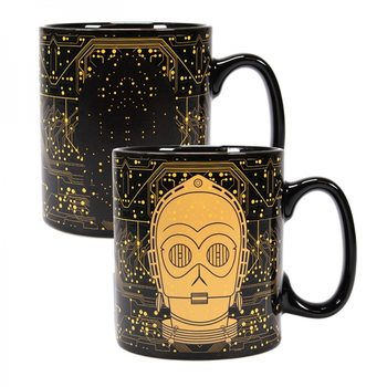 Star Wars - C-3PO Tasse