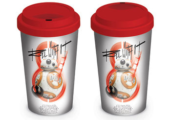 Star Wars, épisode VIII : Les Derniers Jedi  - BB-8 Roll With It Tasse