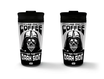 Star Wars - I Like My Coffee On The Dark Side Tasse