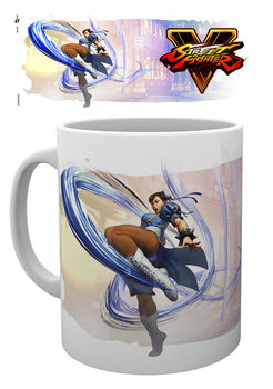 Street Fighter 5 - Chun Li Tasse
