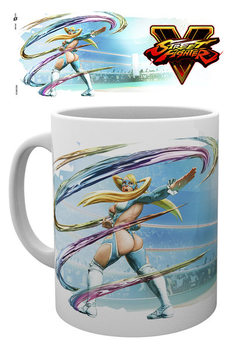 Street Fighter 5 - R Mika Tasse