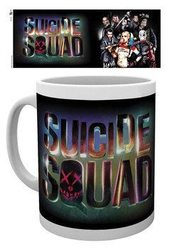 Suicide Squad - Logo Tasse