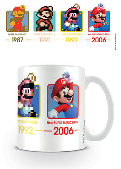 Super Mario - Dates Tasse