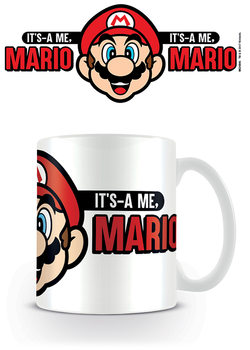 Super Mario - It's A Me Mario Tasse