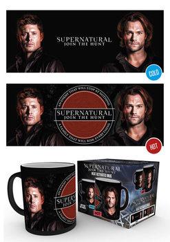 Supernatural - Sam and Dean  Tasse