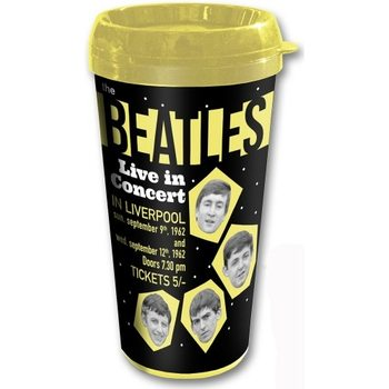 The Beatles - Live Concert Tasse