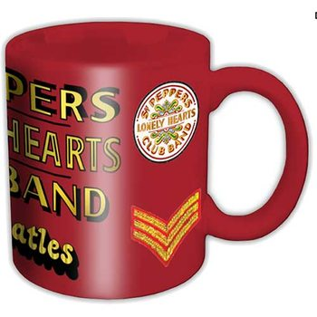 The Beatles - Palladium Tasse