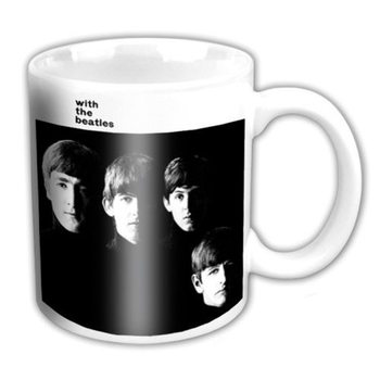 The Beatles – With The Beatles Tasse