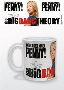 The Big Bang Theory - Knock Tasse