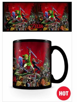 The Legend Of Zelda - Battle Tasse