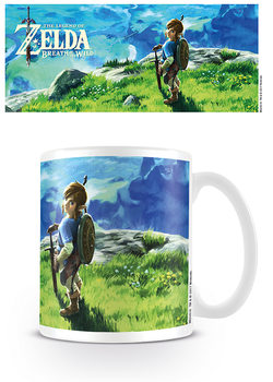The Legend Of Zelda: Breath Of The Wild (View Tasse