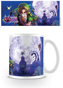 The Legend Of Zelda - Majora's Mask Moon Tasse