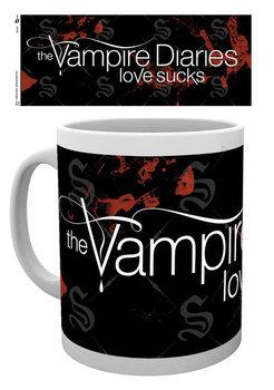 The Vampire Diaries - Logo Tasse