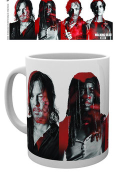 The Wakling Dead - Cast Tasse