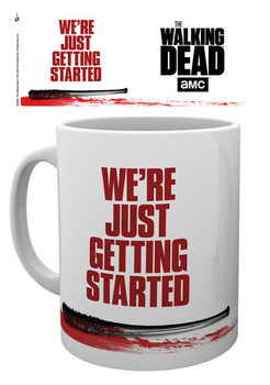 The Wakling Dead - Were Just Getting Started Tasse
