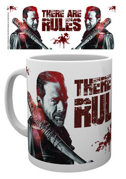 The Walking Dead - Rules Tasse