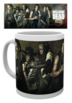The Walking Dead - Season 5 Tasse