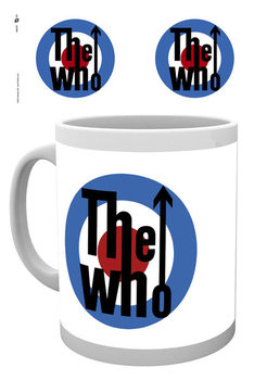 The Who - Target Tasse