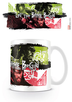 Thor Ragnarok - Let the Battle Begin Tasse