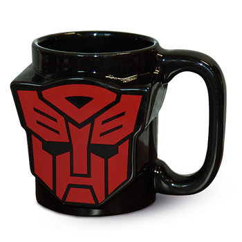 Transformers G1 - Autobot Shield Tasse