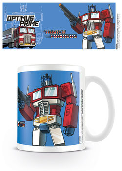 Transformers G1 - Optimus Prime Tasse