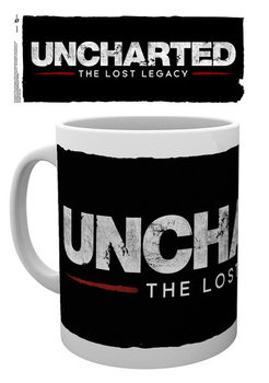Uncharted: The Lost Legacy - Logo Tasse