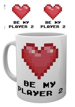 Valentines - Player 2 Tasse