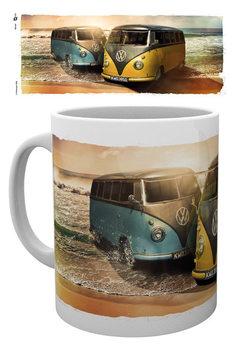 VW Camper - Camper Beach Tasse