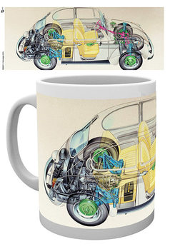 VW - Cross Section Tasse