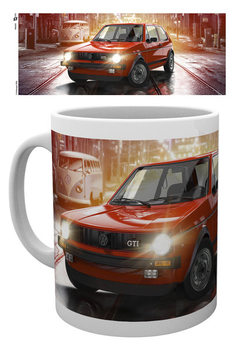 VW Golf - GTI Tasse