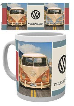 VW Volkswagen Beetle - Grid Tasse