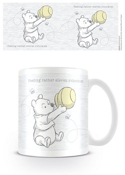 Winnie the Pooh - Eleven o'clockish Tasse