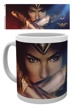 Wonder Woman - Cross Tasse