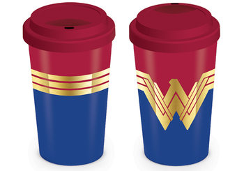 Wonder Woman - Emblem Tasse