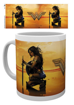 Wonder Woman - Kneel Tasse
