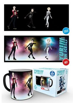 Yuri On Ice - Trio Tasse