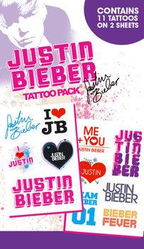 JUSTIN BIEBER - i love Tattoeage