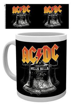 Taza  AC/DC - Hells Bells