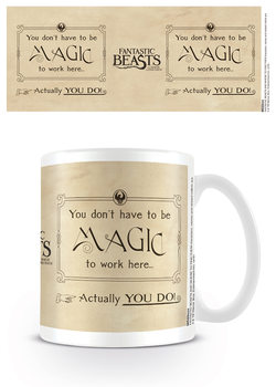 Taza Animales fantásticos y dónde encontrarlos - Magic