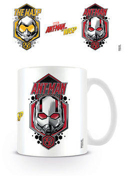 Taza  Ant-Man and The Wasp - Hex Heads