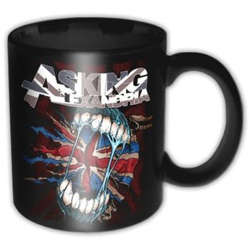 Taza  Asking Alexandria - Flag Eater